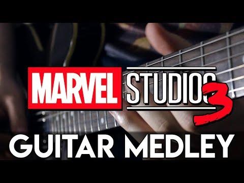 Marvel Cinematic Universe Guitar Medley 3 | DSC