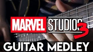 Marvel Cinematic Universe Guitar Medley 3 | DSC