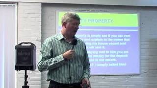 The Property King-Sean Summerville The Empty Property Goldmine Part 14