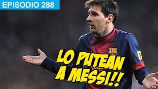Las puteadas Messi! #whatdafaqshow