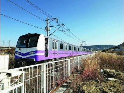 First Chinese Look of Future Metro !!! Actual Photo of Chinese rake revealed!!