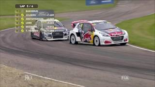 2017 World RX of Great Britain - Supercar Final