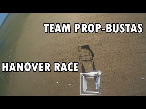 Team Prop-Bustas in Hanover Drone Racing