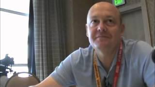 Julian Murphy, Executive Producer - BBC Merlin - Comic-Con 2012