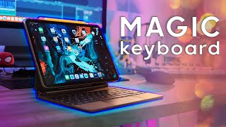 iPad Pro Magic Keyboard Review: Almost Perfect...