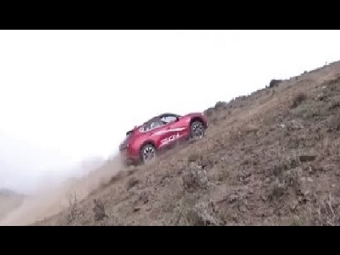 2016 Mazda CX4 Big Test Drive (????CX 4???????)