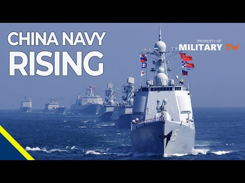 China's Navy : From a Coastal Defense Force to the second most powerful maritime force on the planet