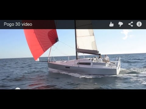 What a blast! A test sail of the Pogo 30