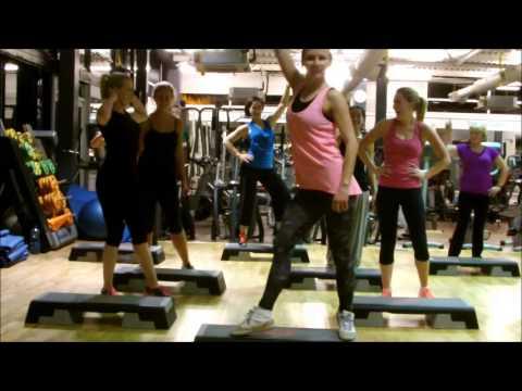 Step in Slender Health Gym, Sunday 24th November 2013