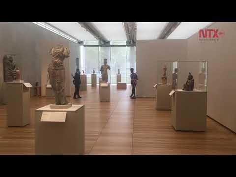 Kimbell Art Museum, de la época antigua hasta el siglo XX en Fort Worth