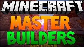 Forma Gibi Tişört ! | Minecraft Master Builders | 2. Bölüm