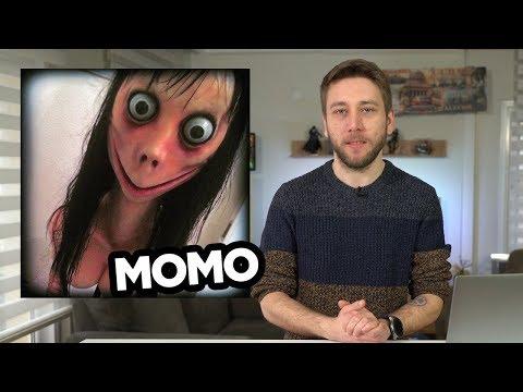 MOMO oyunu veya Momo Challenge gerçek mi?