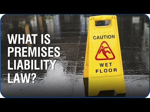 What is Premises Liability Law?