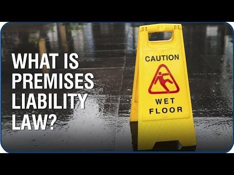 What is Premises Liability Law?