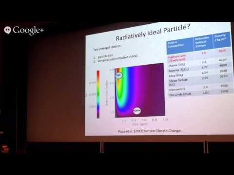 Geoengineering the Climate SRMS Cambridge 2015