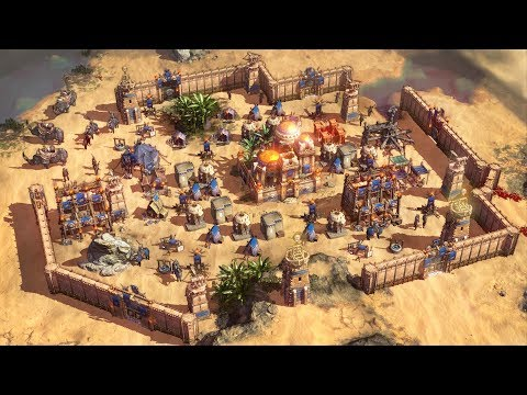 Conan Unconquered - First Co-op Gameplay |