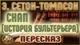СНАП (История бультерьера). Эрнест Сетон-Томпсон