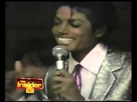 Michael Jackson Sings Elvis Presley  For The Good Times