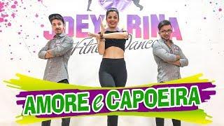 AMORE E CAPOEIRA Coreografia Joey&Rina || TUTORIAL || Balli di Gruppo 2018 Line Dance