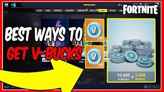 NEW HOW TO GET UNLIMITED FREE V BUCKS IN FORTNITE BATTLE ROYALE! *WORKING 2018*