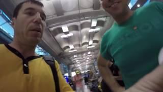 Тайланд 2016 аэропорт в Бангкоке  Экономьте ваши денежки