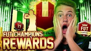 Top 100 FUT Champions Rewards + Divison 1 Ultimates Pack! Fifa 19