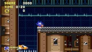 Sonic & Knuckles - Flying Battery Zone Act 1(SNES remix)