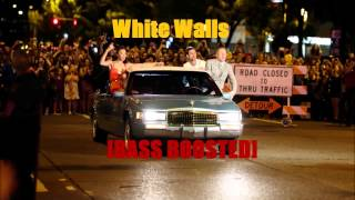 Macklemore & Ryan Lewis Ft. ScHoolboy Q and Hollis - White Walls [ BASS BOOSTED]