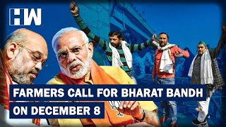 Headlines: Farmers-Government Talks Again Today, Protesters Warn of Bharat Bandh From December 8
