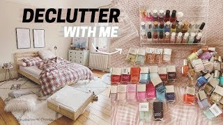 declutter with me 🌿 pt 1 : my messy bedroom