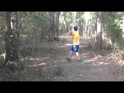 Texas Army Trail Sunday Doubles Part 5 - 7/24/2011 Disc Golf