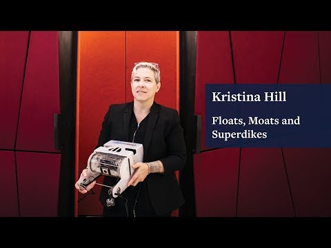 Cities Adaptations to Sea Level Rise: Kristina Hill