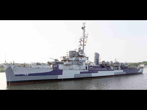 USS Slater, Albany,