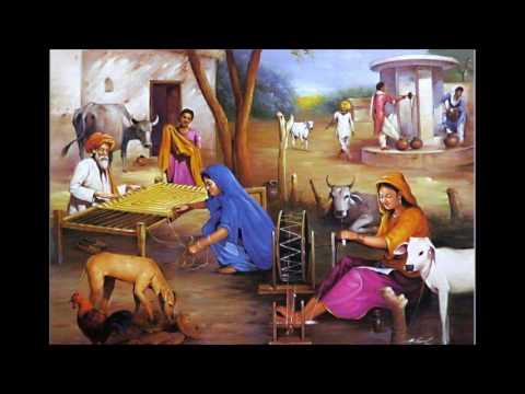 Famous Haryanavi Ragini of Jat Mehar Singh : Kuta Maar Banjara Roya