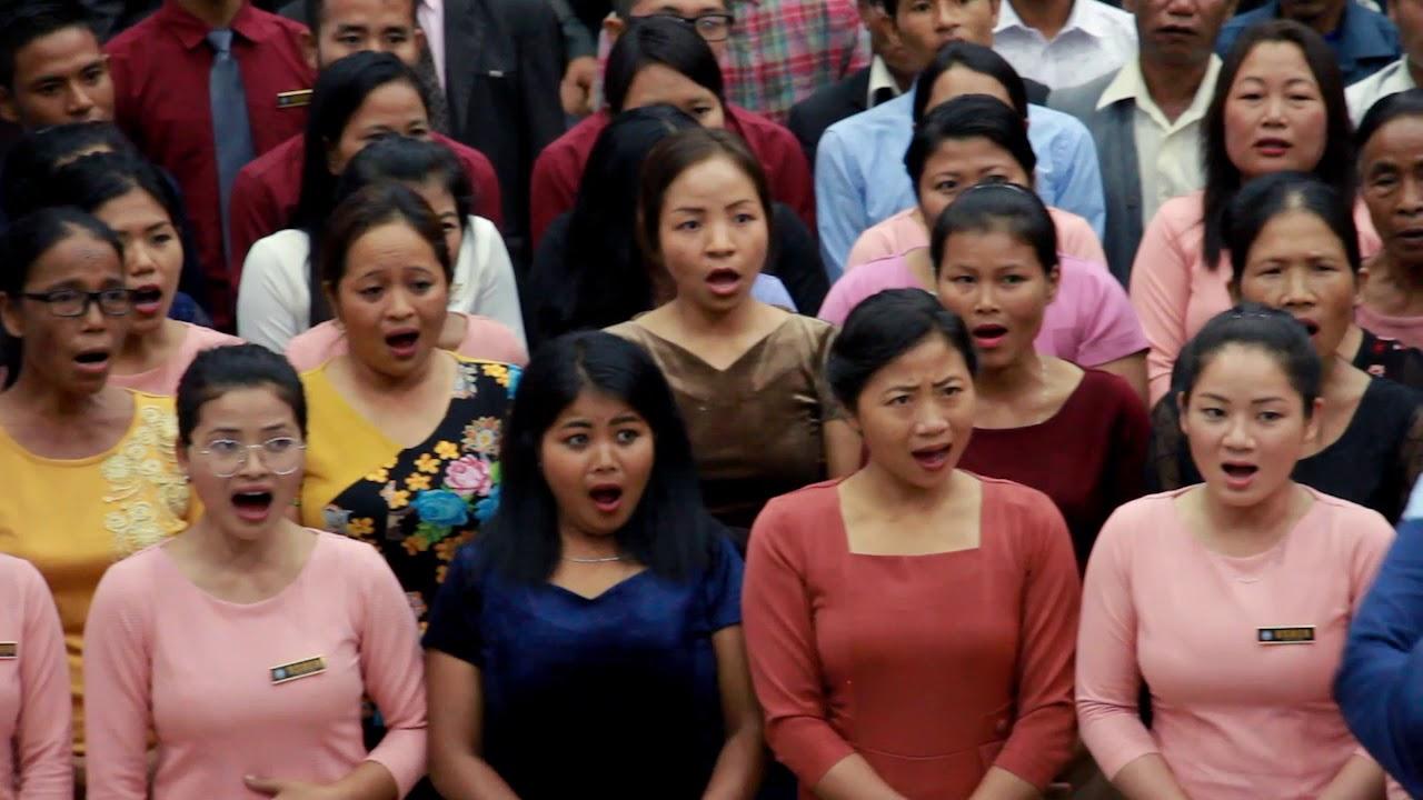 Halleluiah Chorus - Tuidam Presbyterian Kohhran  Zaipawl Pui