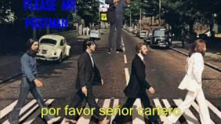 The Beatles- Please Mr Postman (subtitulado en español)