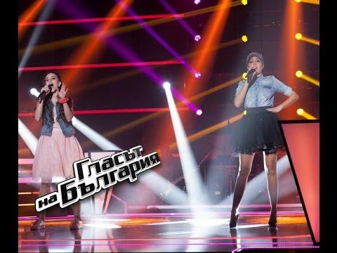 Елена vs. Радостина - Something's Got A Hold On Me - Гласът на България 4 - Битки 4 - 07.05.2017