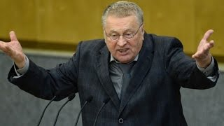 Жириновский критикует министров