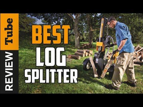 ✅ Log Splitter: Best Log Splitters (Buying Guide)