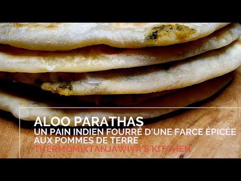 aloo-parathas.-thermomix/nonthermomix.-un-pain-indien-fourrÉ-d'une-farce-ÉpicÉe-aux-pommes-de-terre