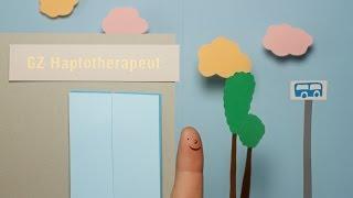 Haptotherapie / GZ-Haptotherapeut / animatie (volledig) 'Voelende wezens'