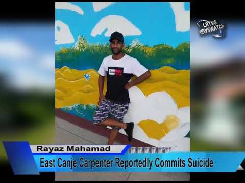 East Canje Carpenter Reportedly Commits Suicide