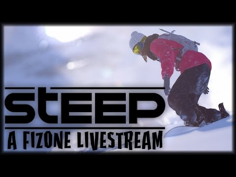 Steep - Extreme Snow Sports with Snowey Snowasheck and Fisnowna from the FiSnowne