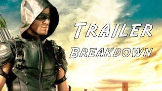 Arrow Season 4 Official Trailer Breakdown
