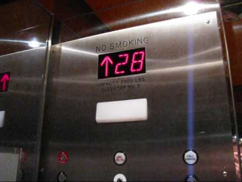 Westinghouse Elevator at the Carbide Building