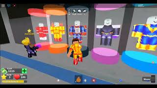Gramy w (Mad City roblox extra gra :-$