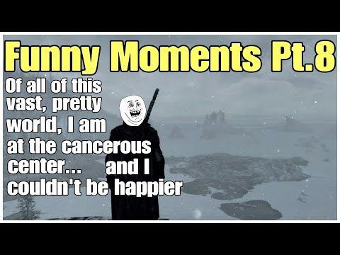 Funny Moments Pt.8 (Gaming Compilation)