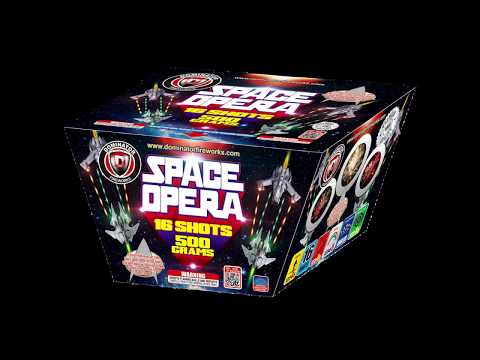 DM5410 Space Opera Dominator Fireworks 500G
