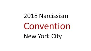 red flag 167 the 2018 narcissistic convention