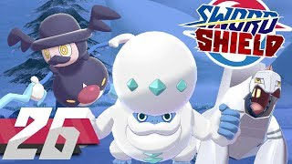 Pokémon Sword and Shield - Episode 26 | Road to Wyndon!